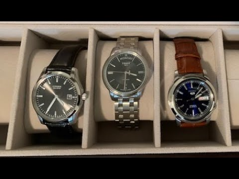 PAID WATCH REVIEWS - Some people buy garbage and never get a real watch - 20JU13
