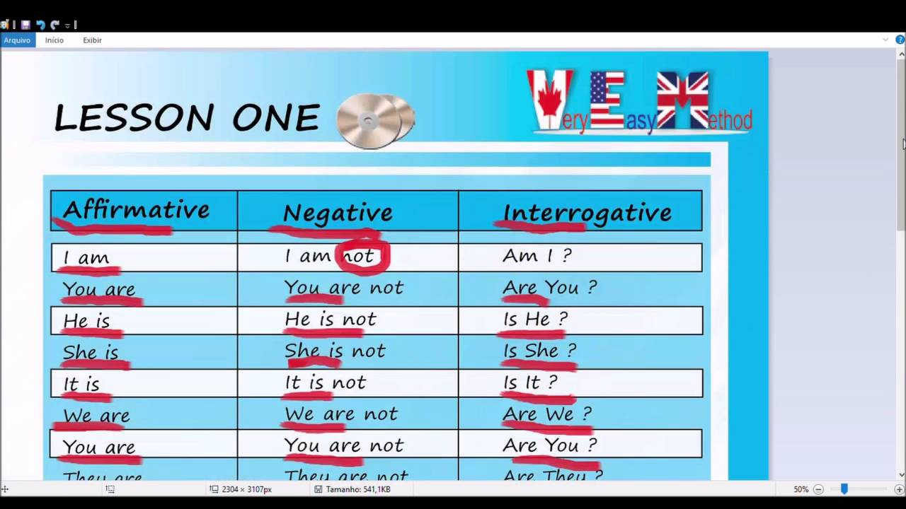 Aula de Verbo To Be x WH questions - YouTube