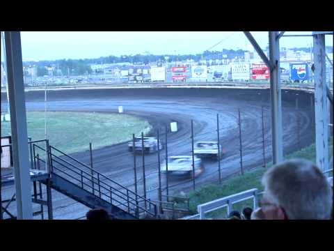 7/14/15 Nobles County Speedway IMCA Sport Mods Feature