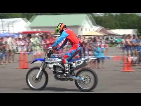 FMX Motocross Stunt Show © Ron Bailey