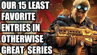 Our 15 Least Favorite Entries In Otherwise Great Video Game Franchises