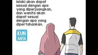 Download Kata-kata menyentuh hati+lagu Lau kana bainanal habib versi sabyan Mp3