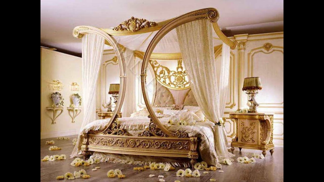 Canopy Bedroom Sets | Beautiful Canopy Bedroom Sets - YouTube