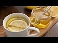 Mengejutkan ! Cobalah Minum Air Hangat Campur Madu dan Perasan Lemon Setiap Pagi, Ini KHASIATNYA !