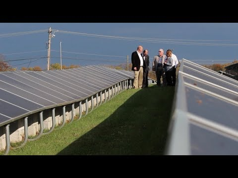 Ordinance expands solar energy in New Castle County