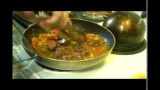 Cooking Vh Thai Red Kanagaroo Curry