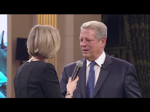 al gore leadership style The author describes 10 ways in which candidate gore failed the test of leadership his campaign was confusing and uninspiring, denning says  the al gore of 2006 .