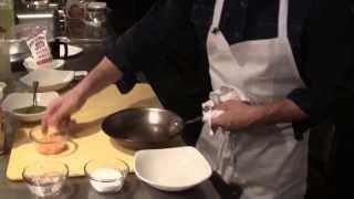 Gluten Free Scallop And Potato Cake