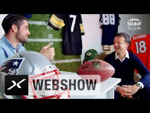 Fredi Bobic und Björn Werner tippen Super Bowl 50 | Hail Mary | Folge 8 | Daniel Herzog