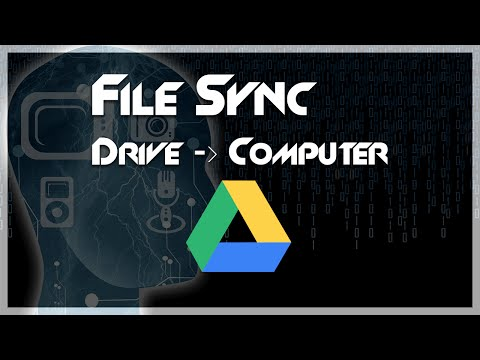 TUTORIAL: How to Sync Folders with Google Drive Backup & Sync