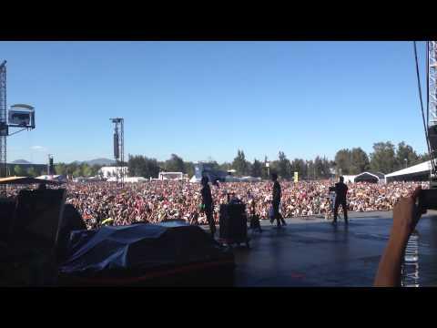 Safe And Sound (Cash Cash Remix ) Capital Cities - Festival Corona Capital 2013