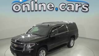 A98583TR - Used, 2018, Chevrolet Suburban, LT, Test Drive, Review, For Sale