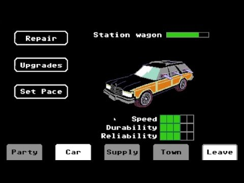Let's Play The Organ Trail - TDC 16: Trading and Bartering