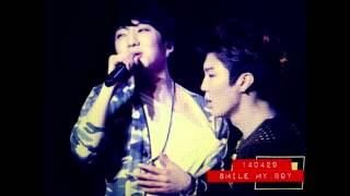 140429 Seungyoon sings It Rains at Hello Winner (audio only)