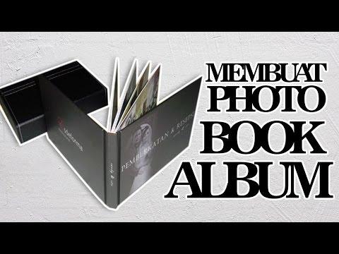 Cara Membuat Kolase Album Dan Photo Book Album Dengan Mudah