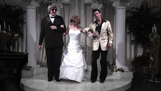 Elvis Impersonator Renewed Wedding Vows For Couple Accused of Shackling Kids