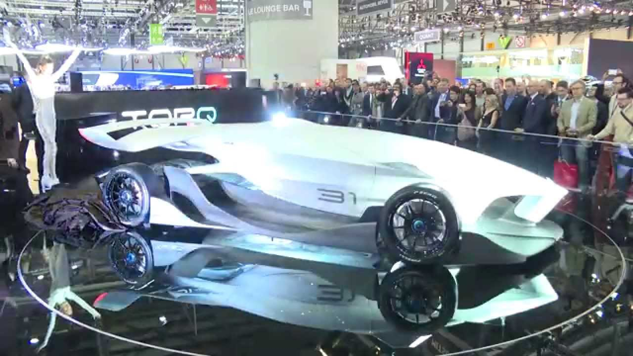 Ed Design Torq >> Geneva International Motor Show 2015 Ed Design Torq Self
