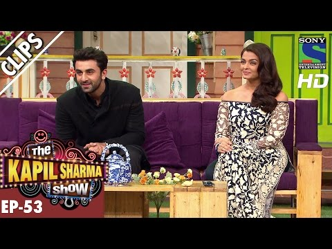 Ranbir's flawless flirt with Aishwarya...