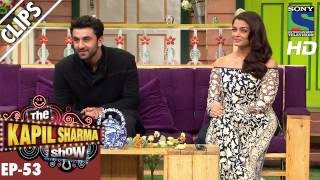 Ranbir\'s flawless flirt with Aishwarya -The Kapil Sharma Show-Ep.53-22nd Oct 2016