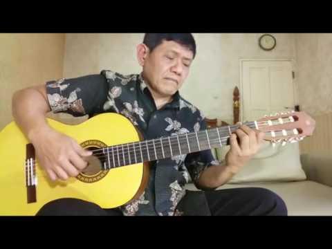 Titiek Puspa - Pantang Mundur - Lagu wajib nasional  (Fingerstyle Cover)