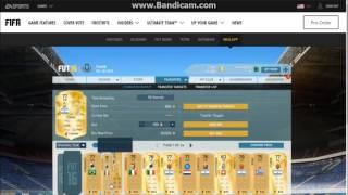 FIFA 15 Ultimate Team Android как заработать много монет