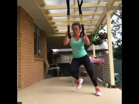 TRX Freestyle Friday | TRX Lower Body Jump Sequence