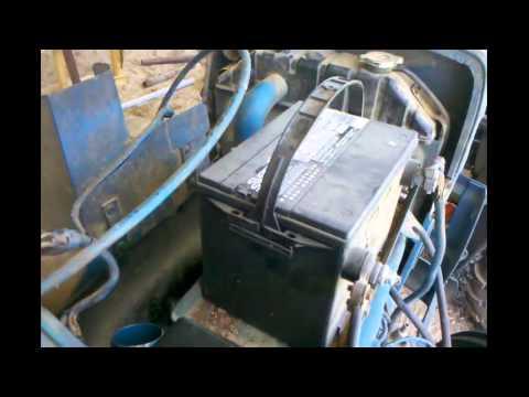 Ford 2000 Tractor 3 Cylinder Valve Adjustment Part 3