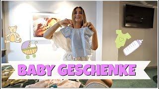 BABY GESCHENKE 😍 | 11.06.18  | Daily Maren & Tobi