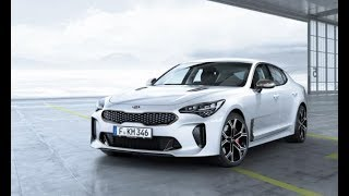 2018 Kia Stinger GT Quick Spin Review  Running the diaper to racetrack gamut