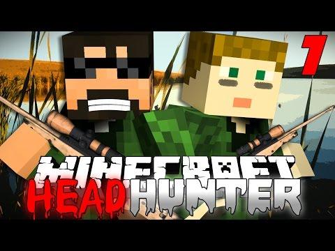 Minecraft | Head Hunter Modpack | KILLING ELSA?! [7]