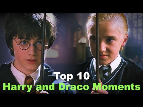 Top 10 - Harry and Draco Moments