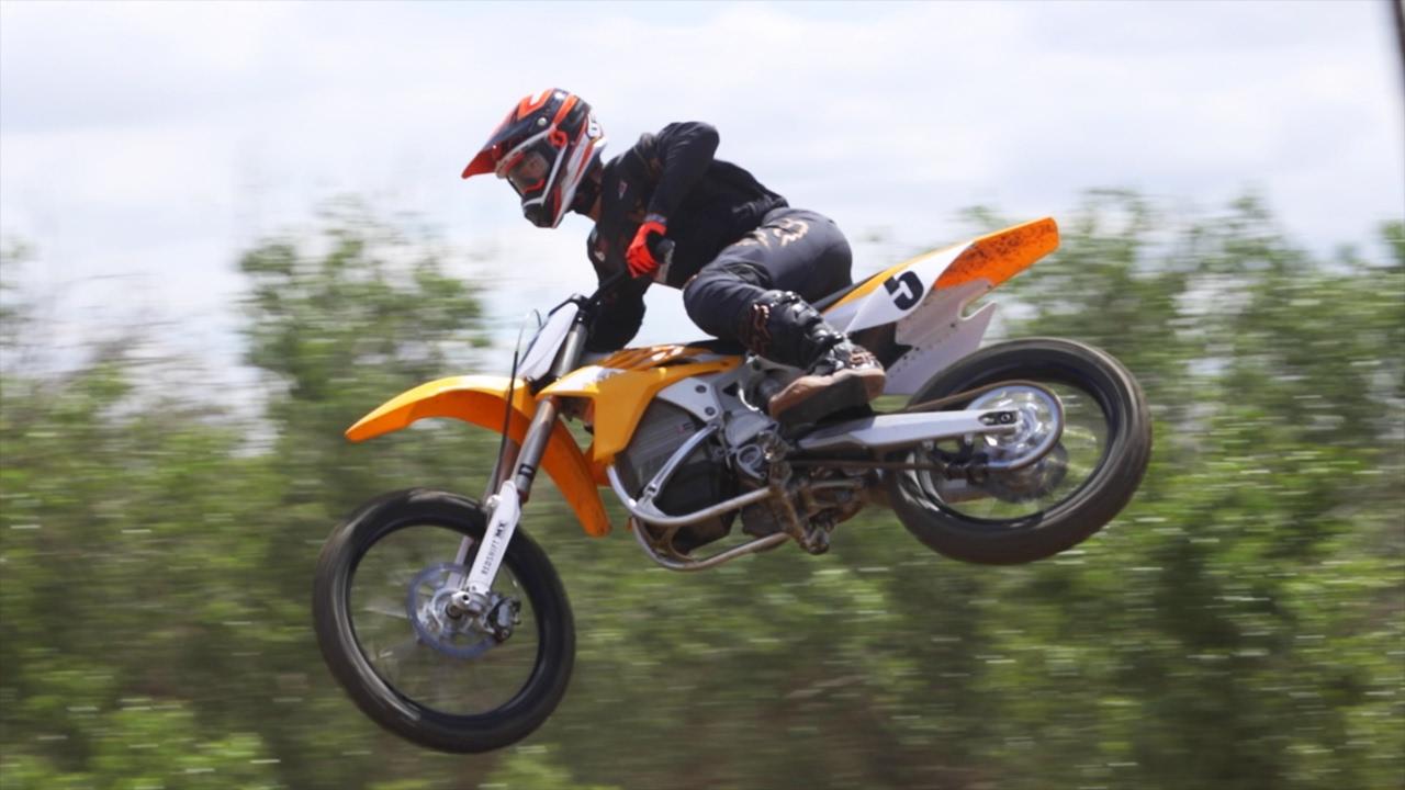 motocross alta
