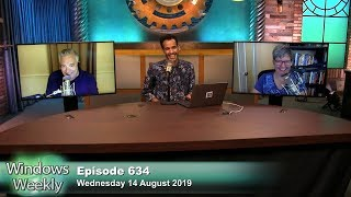 Whatand39s Patch Tuesday - Windows Weekly 634