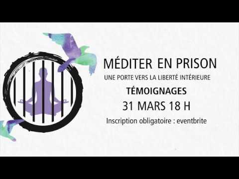 Méditer en prison : une porte vers la liberté intérieure