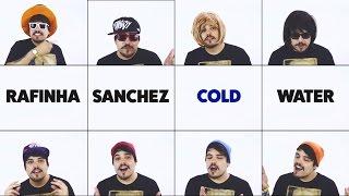 Baixar COLD WATER - Major Lazer & Justin Bieber (ACAPELLA by Rafinha Sanchez)