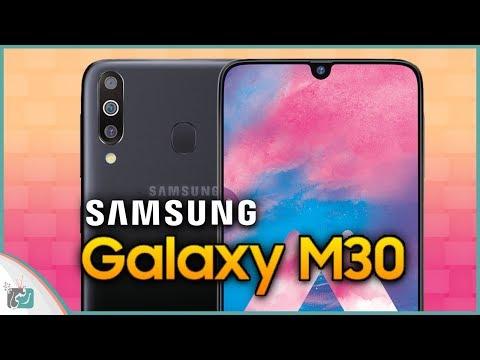 جالكسي ام 30 - Galaxy M30 | مواصفات وسعر الهاتف جديد سامسونج