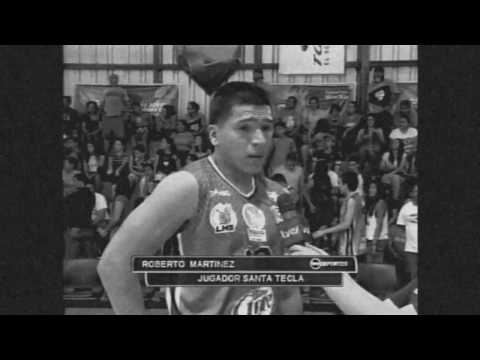 Robert Martinez Highlight Video 2016 Liga Mayor Champion