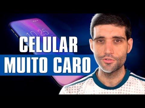 Novo Galaxy S10 e celular dobrável MUITO CARO, a Samsung perdeu a linha?