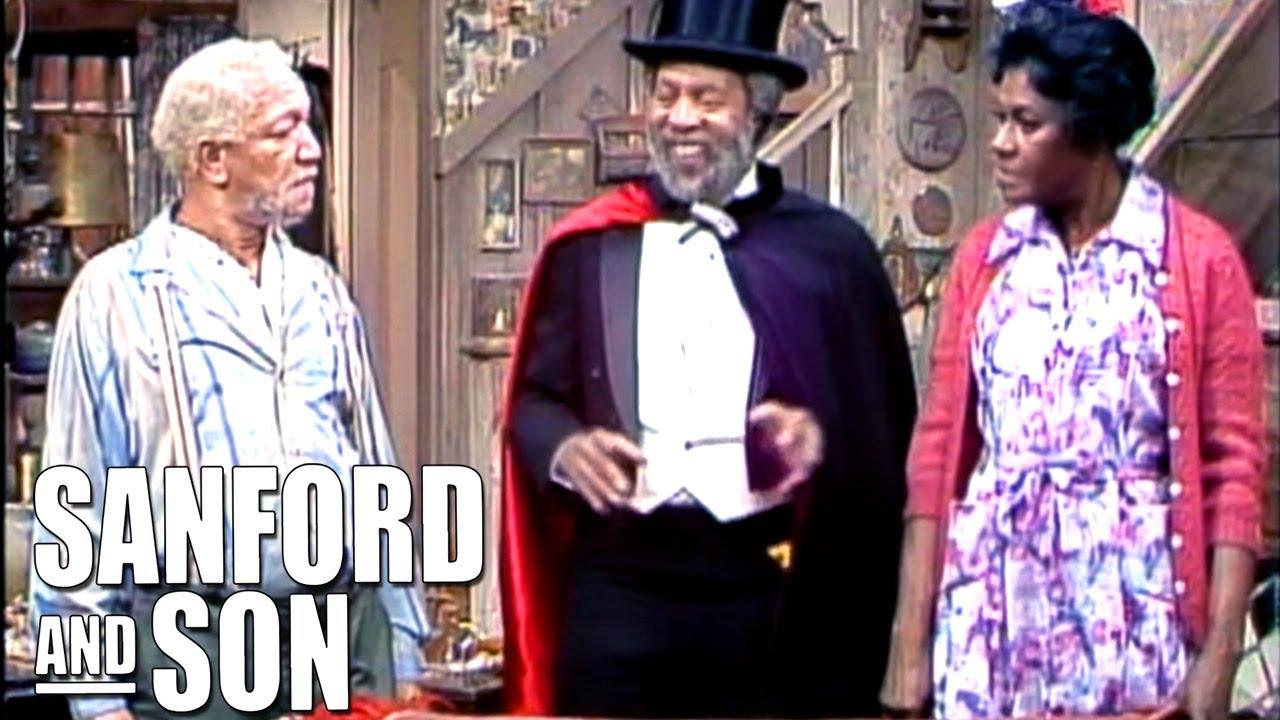 Grady's Magic Trick   Sanford and Son