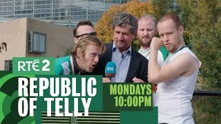 THE IRISH FANS WHO CAN'T COME HOME | Republic of Telly | Mondays, 10:00PM, RTÉ2