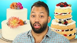 Single People Taste Wedding Cakes