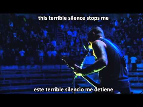 Metallica - One Live (lyrics y sub español)