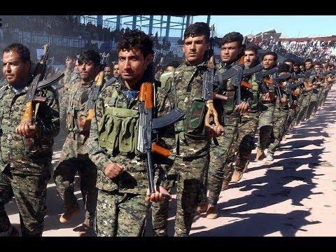 KURDEN SUCHEN HILFE: Syrische Regierungstruppen marschieren in Manbidsch ein