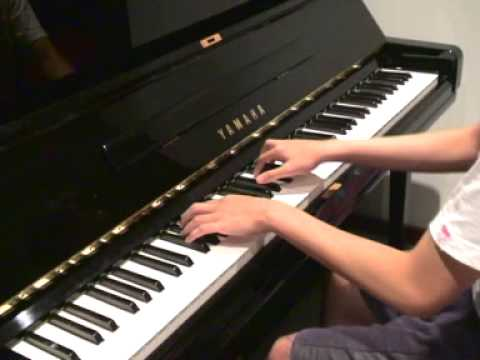 Coldplay  Viva La Vida piano  improved version