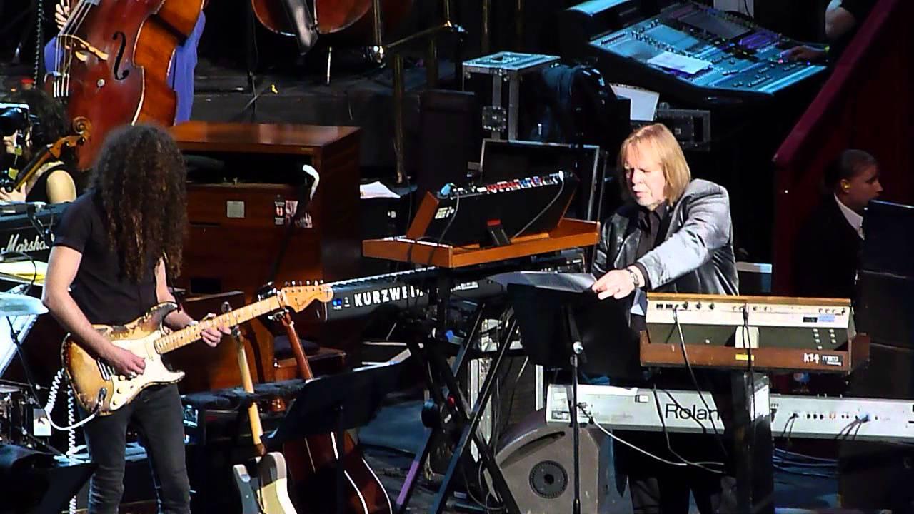'Sarabande' -Rick Wakeman, Murray Gould, Paul Mann ... Jon Gould Guitar