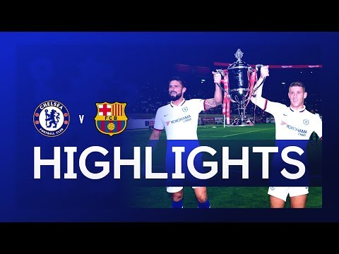 🎥HIGHLIGHTS: Chelsea 2-1 Barcelona | Chelsea x Japan Tour Story