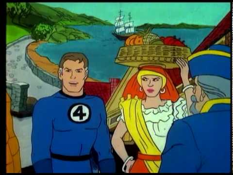 Fantastic Four (1978) - 08 - The FF Meet Doctor Doom (1 of 2)