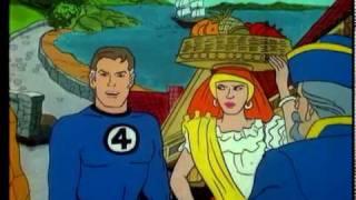 Fantastic Four (1978) - 08 - The FF Meet Doctor Doom (1 of 2)