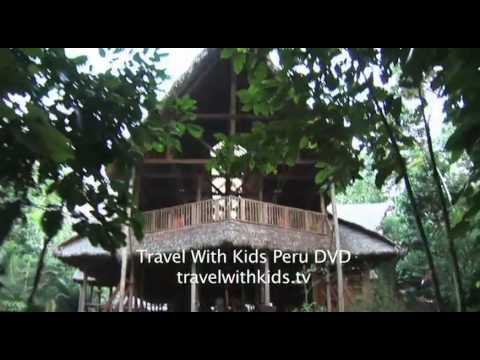 Refugio Amazonas Amazon Rainforest Adventure Peru - Travel W