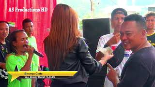 Delima music birunya cinta shindy munaf ft andre